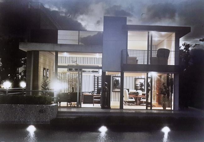 مجتمع فنی تهران معماری پیشرفته طراحی دکوراسیون داخلی